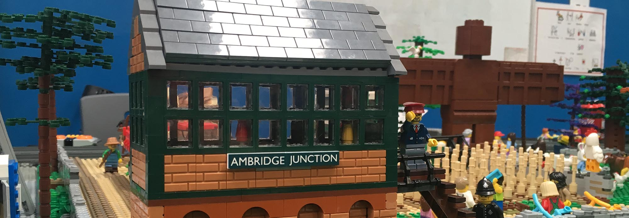 FAQs about LEGO trains and LNUR