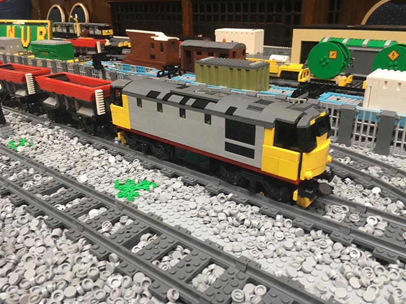LEGO model of Class 26