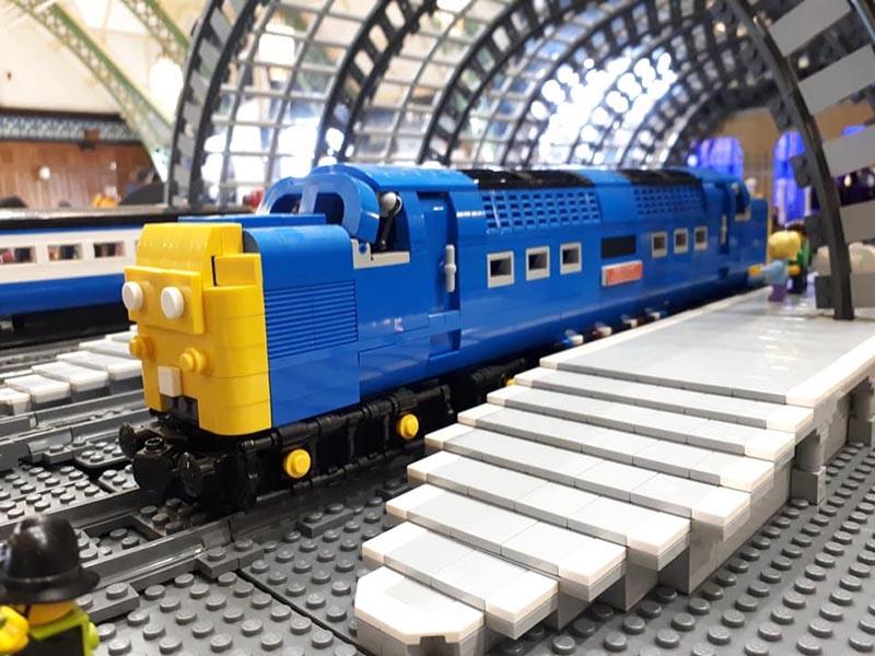 Diesel & electric locos