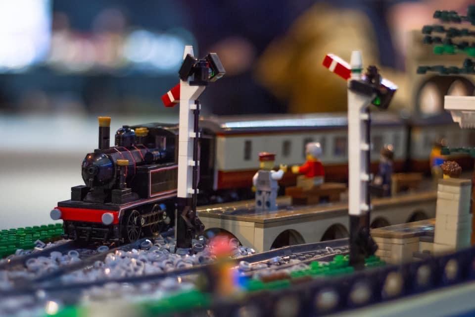 LEGO railway - Ambridge & Paxley