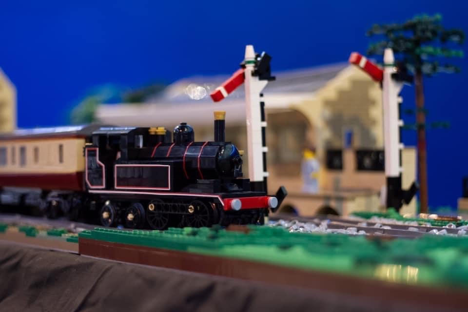 02 on passenger train
