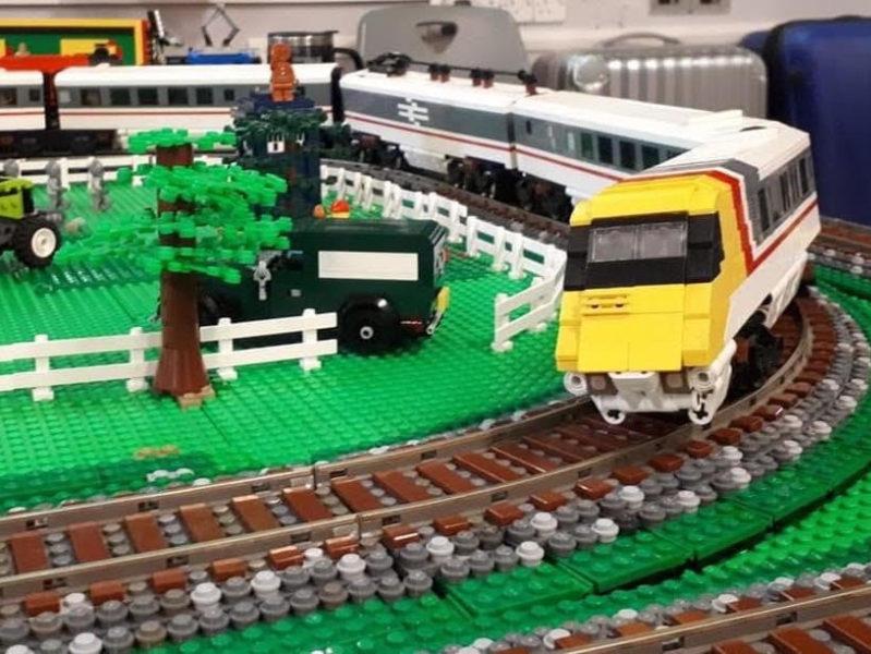 LEGO model of APT