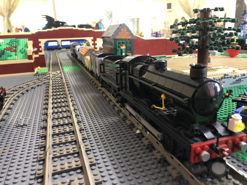 """Drive your own LEGO train - LNUR """"Playout"""""""