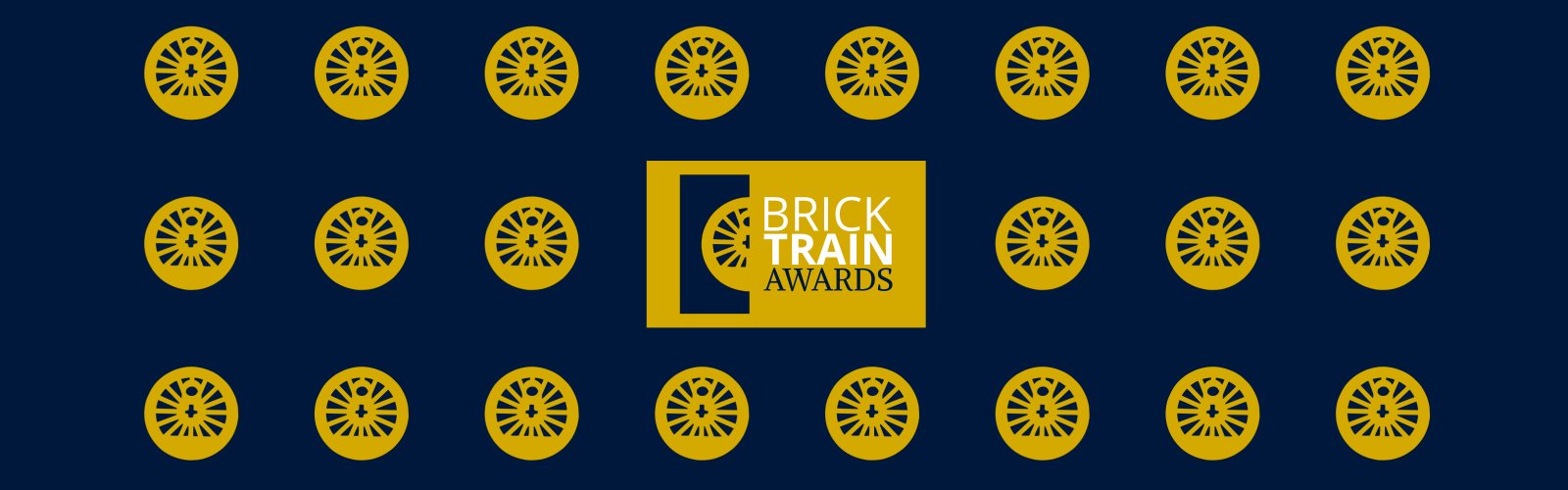 Brick Train Awards - awards for LEGO train builders