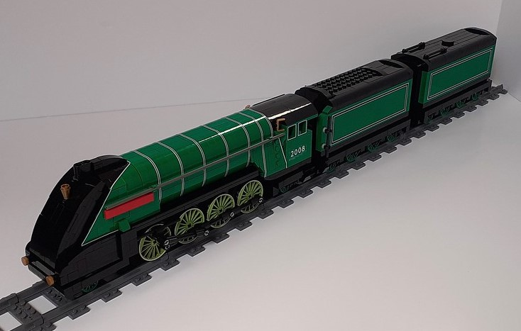 LEGO model of Streamlined P2